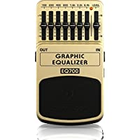 Behringer Graphic Equalizer EQ700 - Equalizzatore grafico a 7 bande