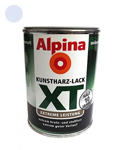 Alpina XT 500ml Aquamarine Satin Finish