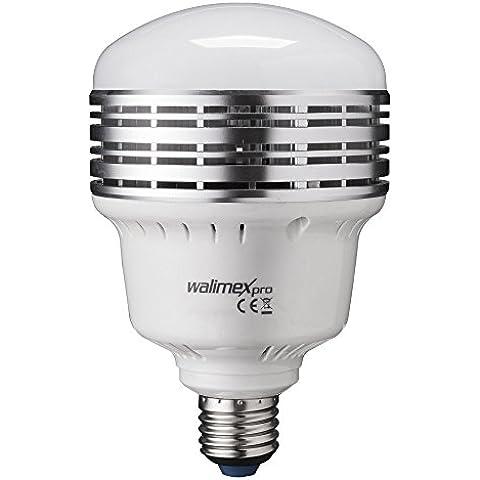 Walimex Pro LB-25-L 25 W E27 espiral de la lámpara LED
