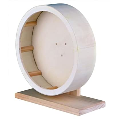 Trixie 60921 Wooden Wheel, 15 cm 1