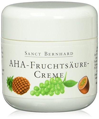 Sanct Bernhard AHA-Fruchtsäure-Creme- 50ml, 1er Pack (1 x 50 g)