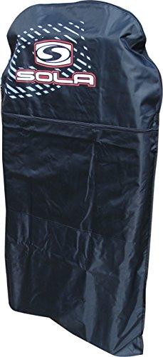 Sola Phase Bodyboard Tasche-Schwarz, Größe 122cm x 65cm