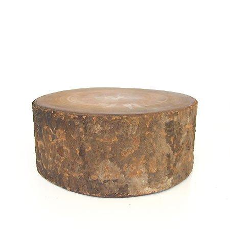 Très profond Professional Chef Wood Planche à découper 20,3cm de diamètre de 10,2cm d'épaisseur Planche à découper