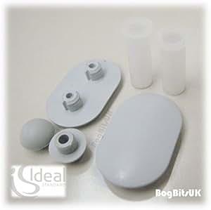 Ideal standard pour alto halo lot de tampons pour for Lunette wc ideal standard