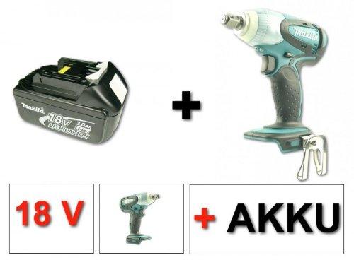 Preisvergleich Produktbild Makita BTW 251 18V Li-ion Akku-Schlagschrauber + 1x Makita Akku BL1830