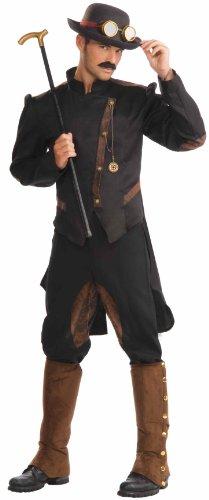 Kostüm Gentleman Steampunk Einheitsgröße