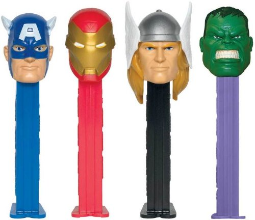 the-avengers-pez-dispenser-sold-singly-one-random-character-supplied