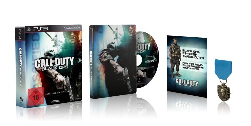 Call of Duty: Black Ops - Hardened Edition (Black Ops Spiel Ps3)
