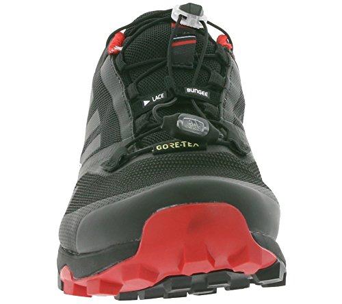adidas Terrex Trailmaker GTX Black Red Noir