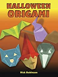 Halloween Origami (Dover Origami Papercraft) by Nick Robinson (2012-08-15)
