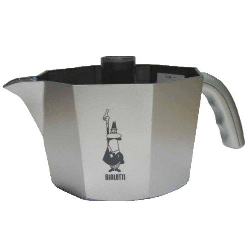 912750630 - Réservoir d'eau pour Bialetti Mokona Silver CF40 812750630, pièce d'origine