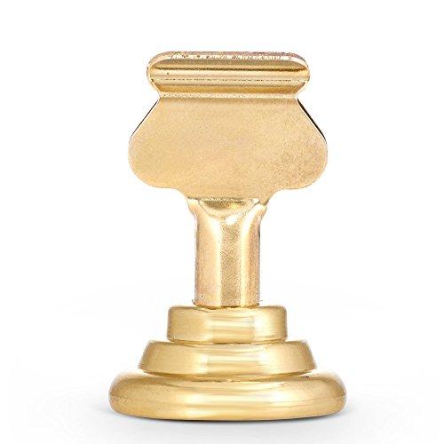 graybunny Tisch Kartenhalter, gold, 12 (Fall Business Small)