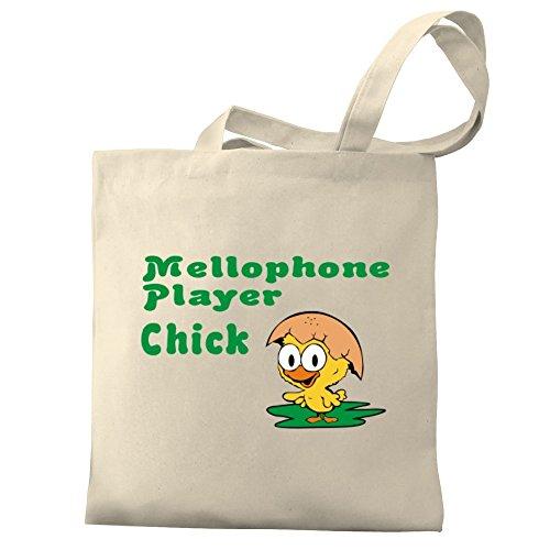 Eddany Mellophone Player chick Bereich für Taschen