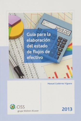 Guia para la elaboración del estado de flujos de efectivo