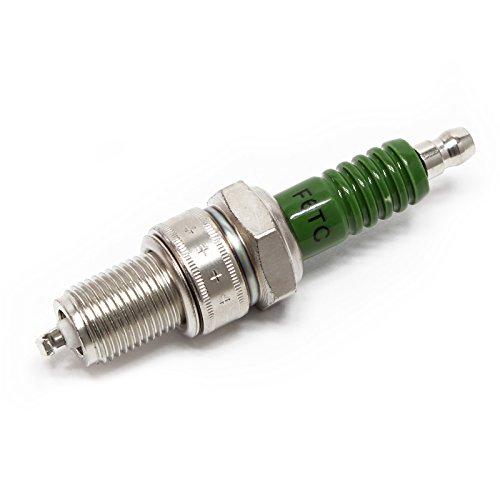 Wiltec Ricambi candela motore a benzina Bode F6TC / F6TC-E per 6,5 PS