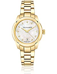 TRUSSARDI Damen-Armbanduhr R2453100503