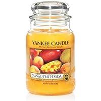 Yankee Candles Grande Jar Candle - Mango Peach Salsa