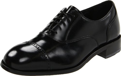 Lexington Oxford (Florsheim Men's Lexington Cap Toe Oxford,Black,10.5 EEE)