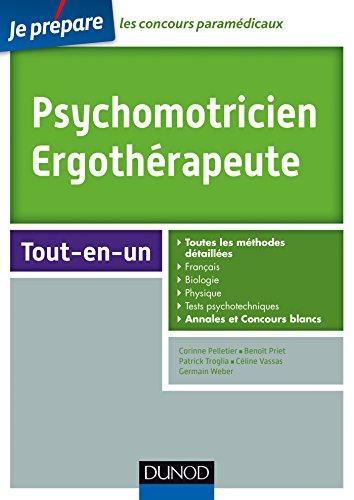Psychomotricien Ergothérapeute : Tout-en-un (Je prépare)