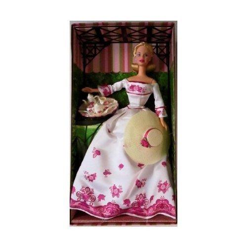 Barbie Collector # B0787 Victorian Tea Creamer Tray Set