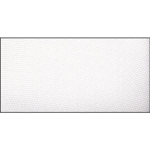 Wrights 243/4Yd Single Fold Satin Decke Bindung, weiß -