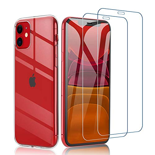 opamoo Custodia iPhone XR Silicone Cover iPhone XR Ultra Sottile