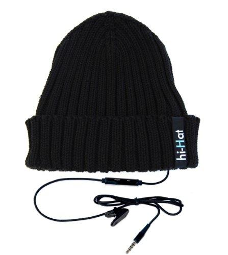 HIFUN 13158 hi-Hat Turn Up, schwarz