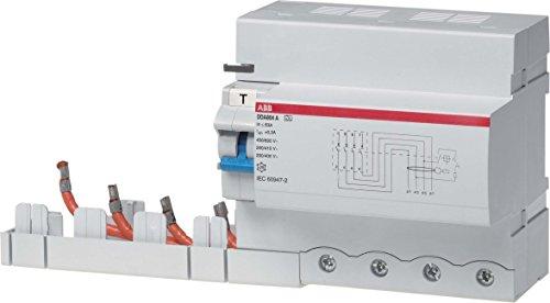 ABB-ENTRELEC DDA804A-63/0 3 - DISPARADOR DIFERENCIAL ADAPTADOR/A DDA804A-63/0 3