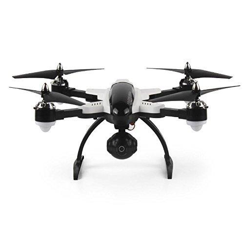 DAZHONG Udirc FPV Drone 2.4Ghz RC Quadcopter con Wifi della macchina fotografica HD, Altitudine attesa e Modalità impostazione Volo percorso, modalità senza testa con batteria incorporate