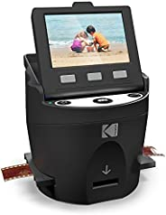 KODAK SCANZA Digital Film Slide Scanner Converts Negative Slides to JPEG