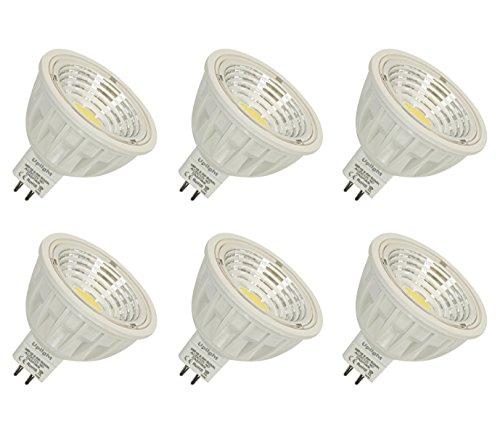 Equivalente 50-60W Luz halógena MR16 5.5W LED Bombillas