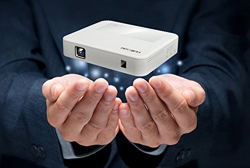 Mini DLP Pocket Smart Android 4.4 Projector, SP-H3000, 150 inch Image HD 1920x1080. AirPlay Miracast, Home Theater, Gaming, Pictures. Sync IPhone and Android devices