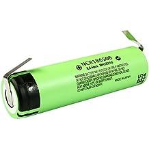 Panasonic NCR18650B LFU - Pilas recargables 3,7V Litio