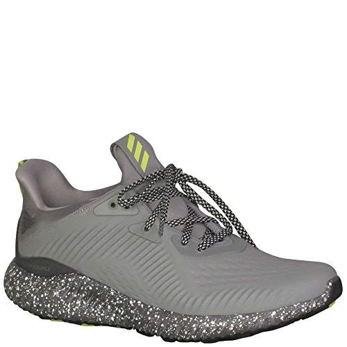 8c303d341247a adidas Kids Boy s Alphabounce Em CTD J (Big Kid) Black Grey Yellow