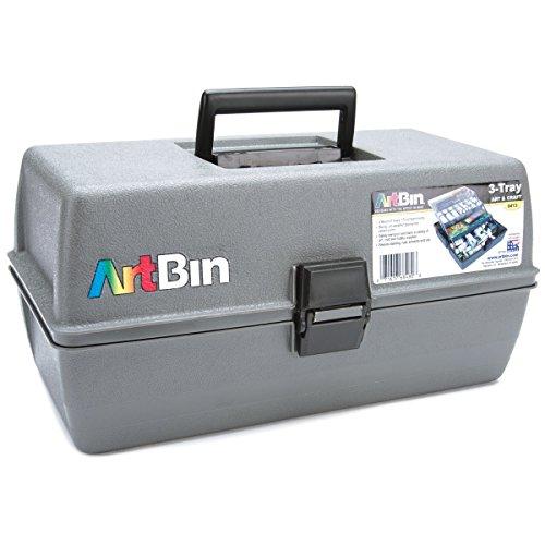 ArtBin Upscale 3 Tray Box Art Tote-14.5