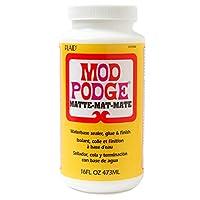 Mod Podge Finish Coats