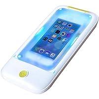 Sterilizzatore UV portatile ricaricabile del USB LED dello sterilizzatore del telefono cellulare con sicurezza