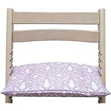 blaus Berg Baby–Cojín de tamaño grande (para soporte tabla) para stokke Tripp trapp Trona–Oxford Color Rosa
