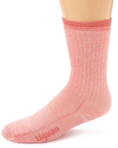 Wigwam Damen Socken Merino Comfort Hiker, Sugar Coral, Größe M/8