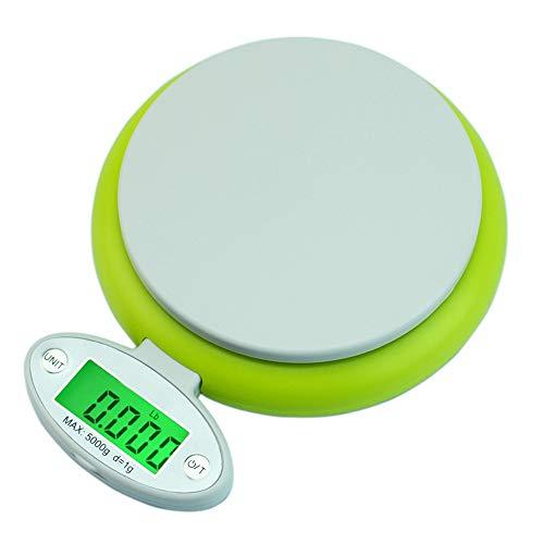 DuDuDu Aliments de Cuisine Balance de Cuisine électronique Poids numérique de la diète échelle 5000g Balance Cuisine Outil Pratique 5KG / 1g