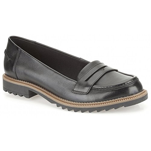 clarks-griffin-milly-black-leather-37-eu