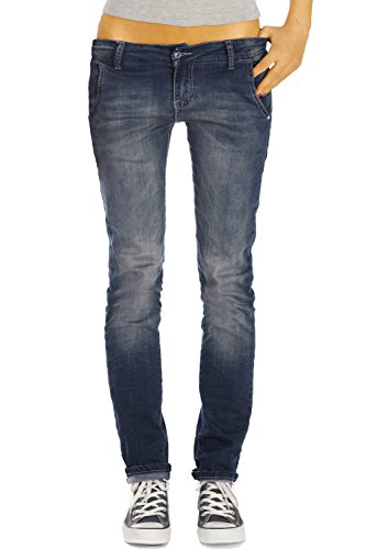 Jeans, Basic Slim Fit Jeanshosen, Stretch Hosen j26i 38 ()