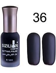 Suchergebnis Auf Amazon De Fur Nagellack Schwarz Matt Beauty