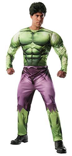 Rubie's Hulk Marvel Deluxe Kostüm für Erwachsene