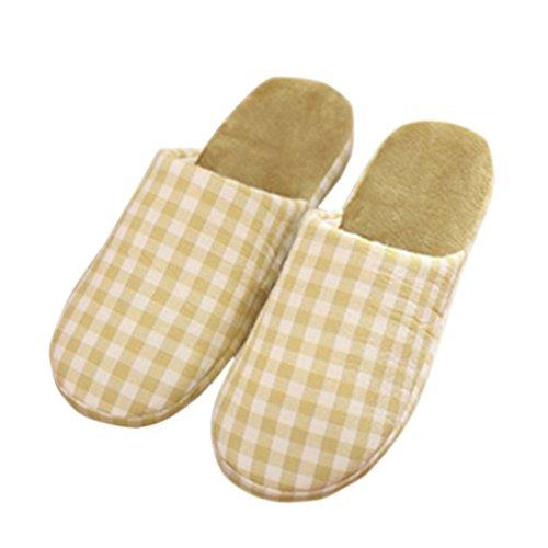 Caldo In Meijunter Verdi Casa Cotone Morbido Plaid Interni Pantofole Scarpe Antiscivolo gddnTqUx