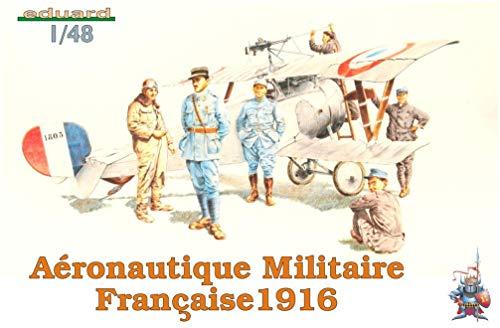 Eduard Kits 1:48 - Aeronautique Militaire Francaise 1916 - EDK8511