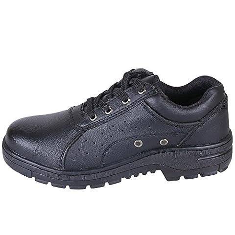 chaussures de sécurité respirante ateliers usine fracassant antiglisse anti-perforation de