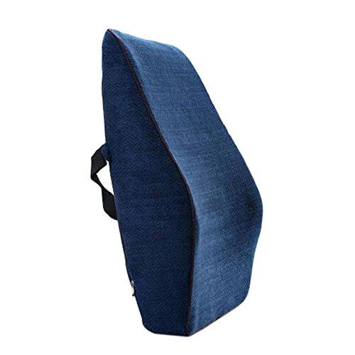 Blancho Coussin de voiture de coussin arrière élégant/soutien de taille de coussin de chaise de bureau #31