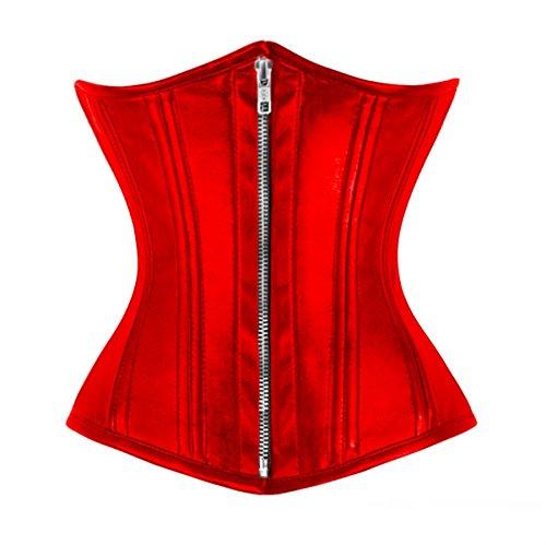 luvsecretlingerie - Bustino -  donna Red