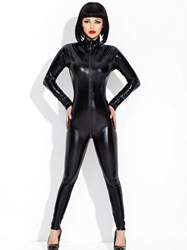 loveorama.de DOMINA CATSUIT CATWOMEN BAD GIRL LACK VINYL LATEX LEDER WETLOOK